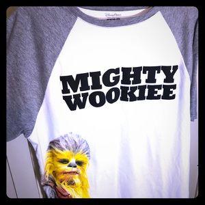 Star Wars Chewbacca Tee Shirt